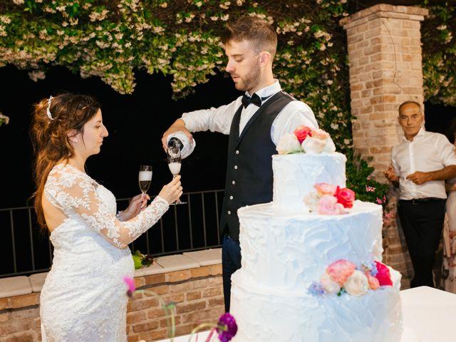 Il matrimonio di Manuel e Elena a Cesena, Forlì-Cesena 166