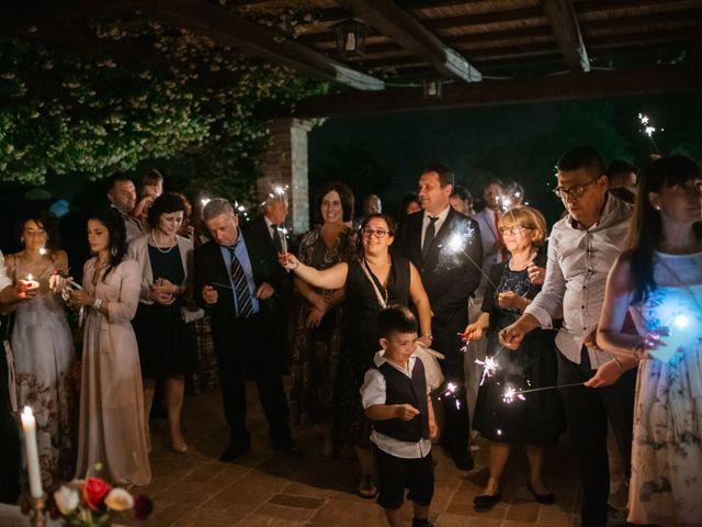 Il matrimonio di Manuel e Elena a Cesena, Forlì-Cesena 167