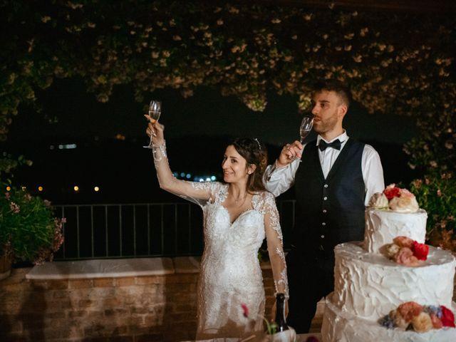 Il matrimonio di Manuel e Elena a Cesena, Forlì-Cesena 168