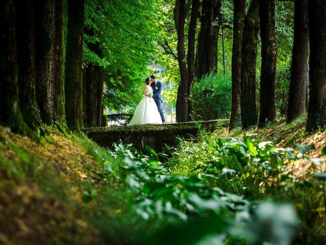 Le nozze di Melania e Giuseppe