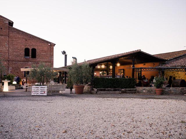 Il matrimonio di Felice e Sabrina a Firenze, Firenze 52