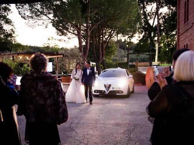Il matrimonio di Felice e Sabrina a Firenze, Firenze 54