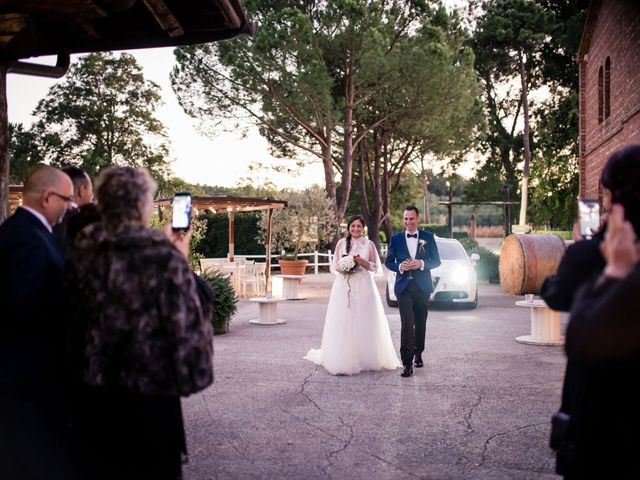 Il matrimonio di Felice e Sabrina a Firenze, Firenze 55