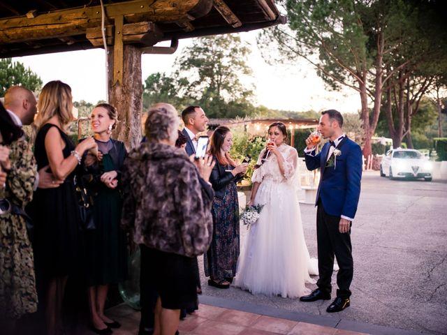 Il matrimonio di Felice e Sabrina a Firenze, Firenze 56