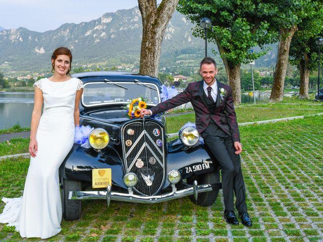 Il matrimonio di Noemi e Daniele a Bagolino, Brescia 9