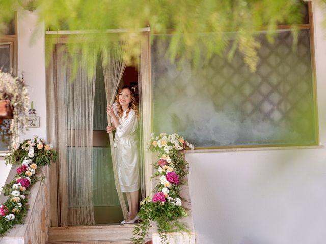 Il matrimonio di Erasmo e Tiziana a Triggiano, Bari 8