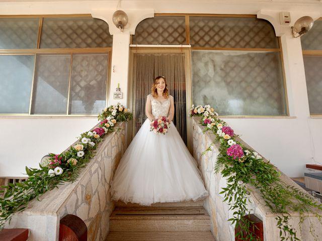 Il matrimonio di Erasmo e Tiziana a Triggiano, Bari 11