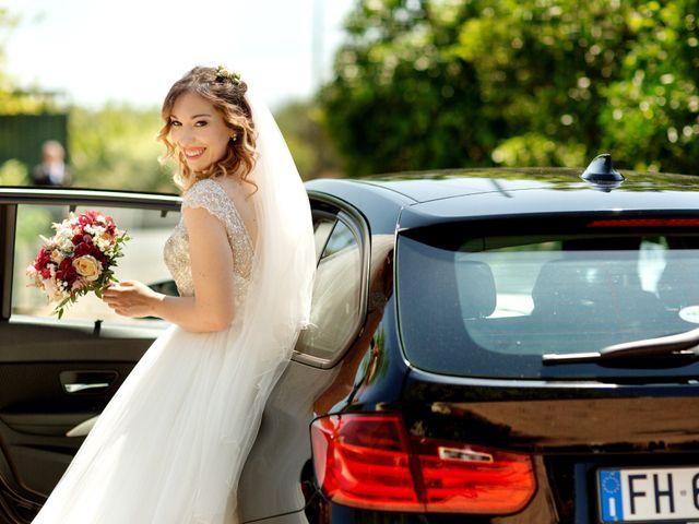 Il matrimonio di Erasmo e Tiziana a Triggiano, Bari 12