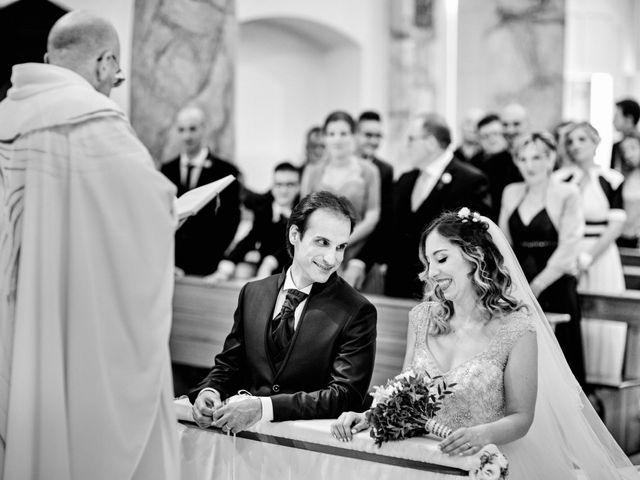 Il matrimonio di Erasmo e Tiziana a Triggiano, Bari 15