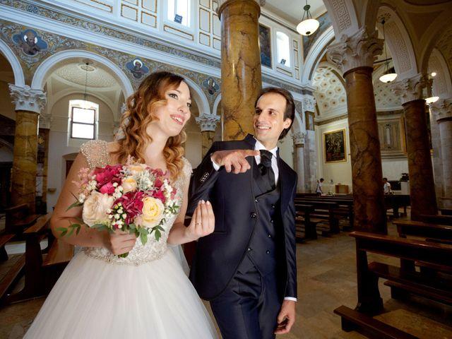 Il matrimonio di Erasmo e Tiziana a Triggiano, Bari 16