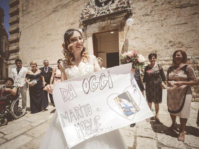 Il matrimonio di Erasmo e Tiziana a Triggiano, Bari 19
