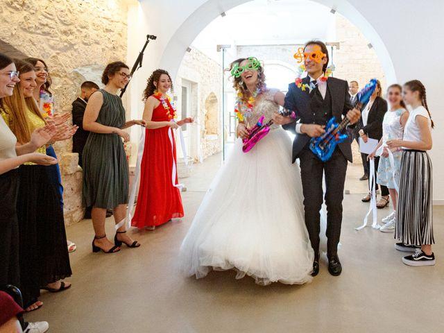Il matrimonio di Erasmo e Tiziana a Triggiano, Bari 32
