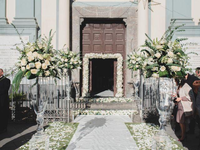Il matrimonio di Francesco e Liliana a Napoli, Napoli 20