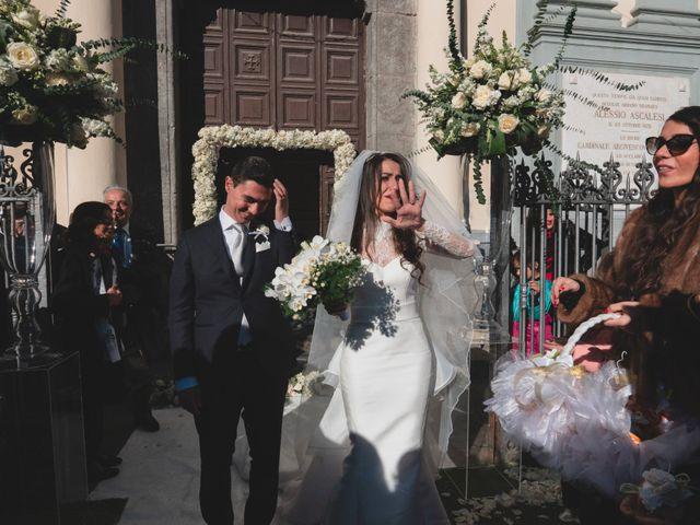 Il matrimonio di Francesco e Liliana a Napoli, Napoli 31