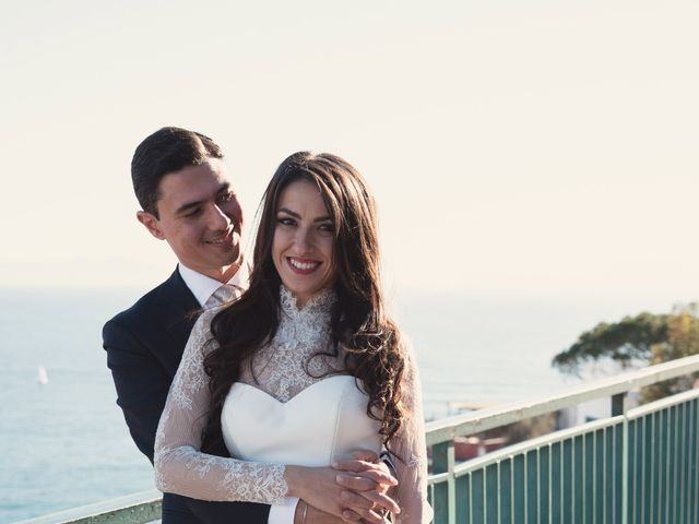 Il matrimonio di Francesco e Liliana a Napoli, Napoli 35