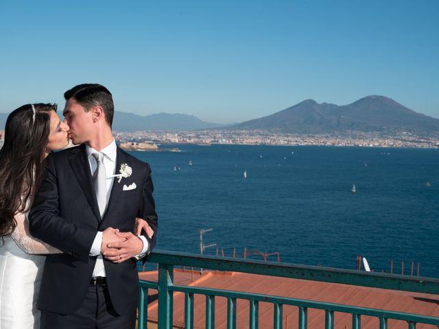 Il matrimonio di Francesco e Liliana a Napoli, Napoli 33