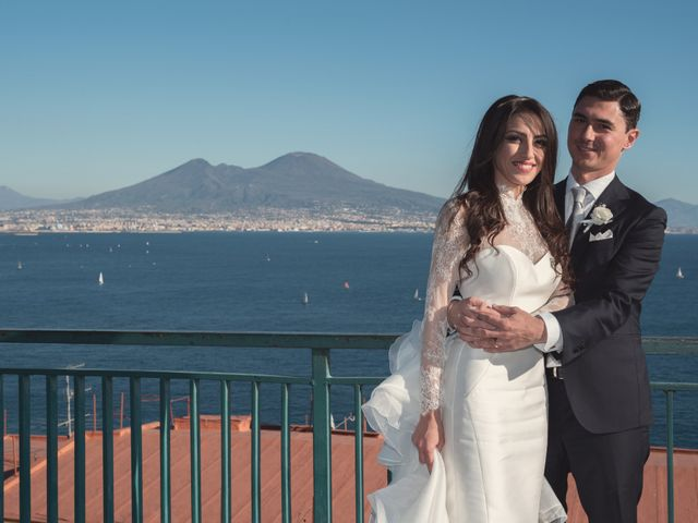 Il matrimonio di Francesco e Liliana a Napoli, Napoli 34