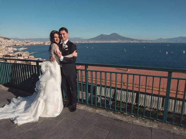 Il matrimonio di Francesco e Liliana a Napoli, Napoli 36