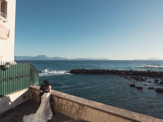 Il matrimonio di Francesco e Liliana a Napoli, Napoli 40