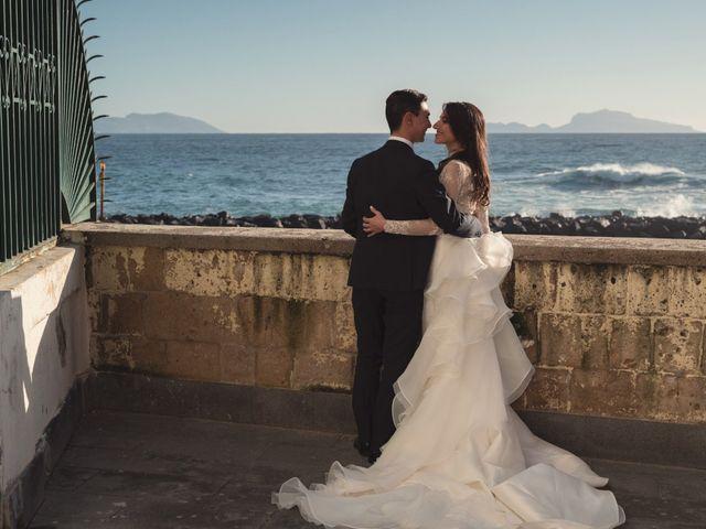 Il matrimonio di Francesco e Liliana a Napoli, Napoli 41