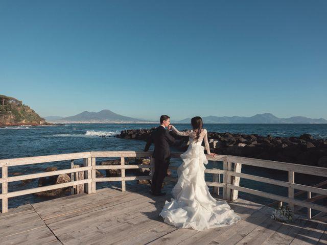 Il matrimonio di Francesco e Liliana a Napoli, Napoli 44