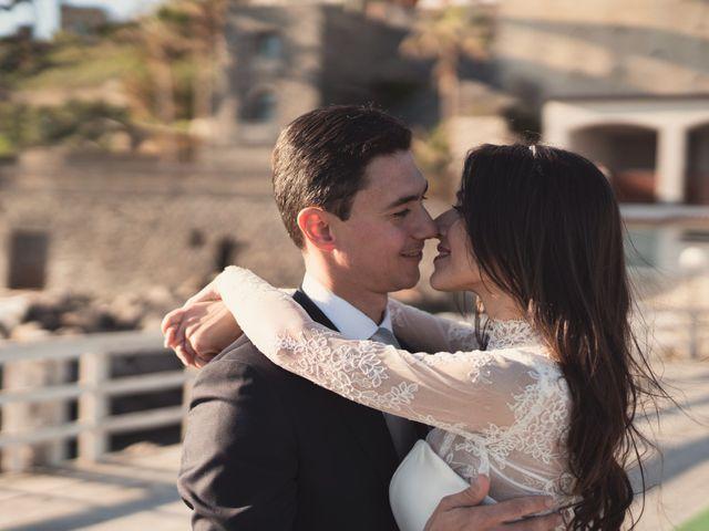 Il matrimonio di Francesco e Liliana a Napoli, Napoli 47