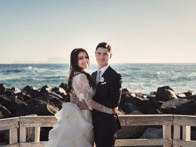 Il matrimonio di Francesco e Liliana a Napoli, Napoli 1