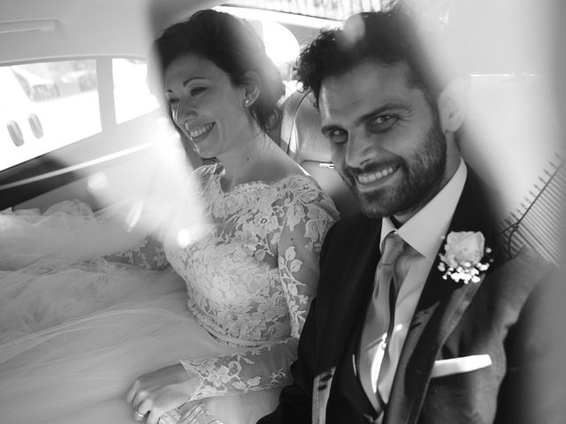 Le nozze di Stefania e Vincenzo