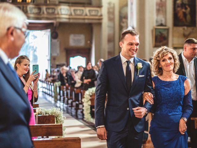 Il matrimonio di Luca e Gaia a Varese, Varese 8