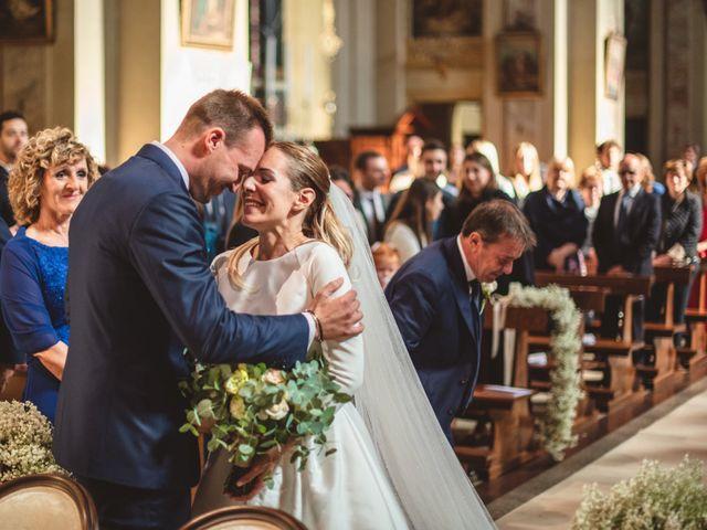 Il matrimonio di Luca e Gaia a Varese, Varese 10