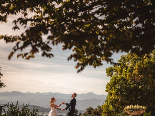 Il matrimonio di Luca e Gaia a Varese, Varese 26