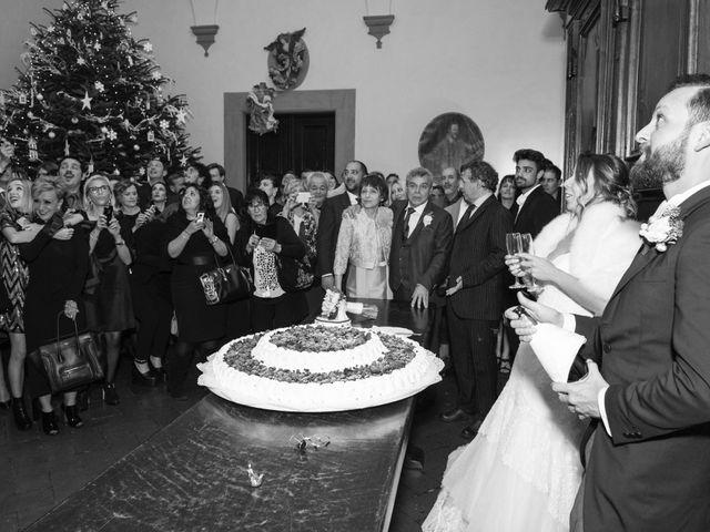 Il matrimonio di Carlo e Tessa a Firenze, Firenze 40