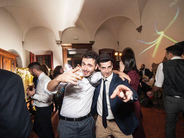 Il matrimonio di Carlo e Tessa a Firenze, Firenze 55