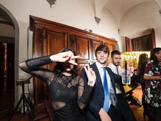 Il matrimonio di Carlo e Tessa a Firenze, Firenze 57