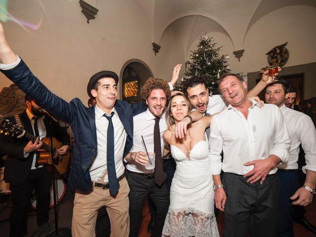 Il matrimonio di Carlo e Tessa a Firenze, Firenze 62