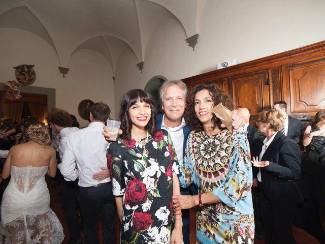 Il matrimonio di Carlo e Tessa a Firenze, Firenze 64