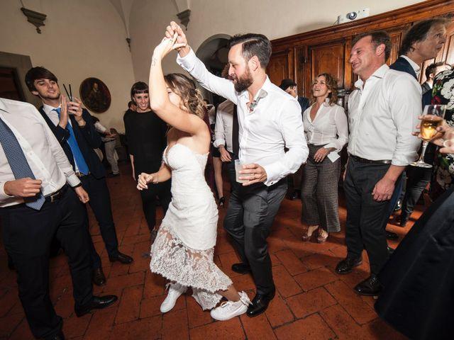Il matrimonio di Carlo e Tessa a Firenze, Firenze 66