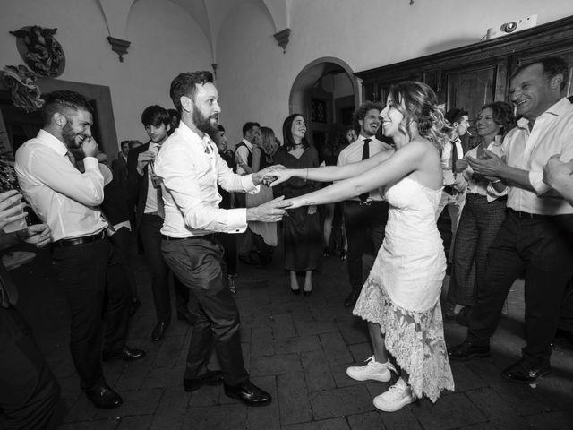 Il matrimonio di Carlo e Tessa a Firenze, Firenze 67