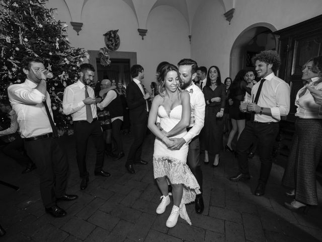 Il matrimonio di Carlo e Tessa a Firenze, Firenze 68