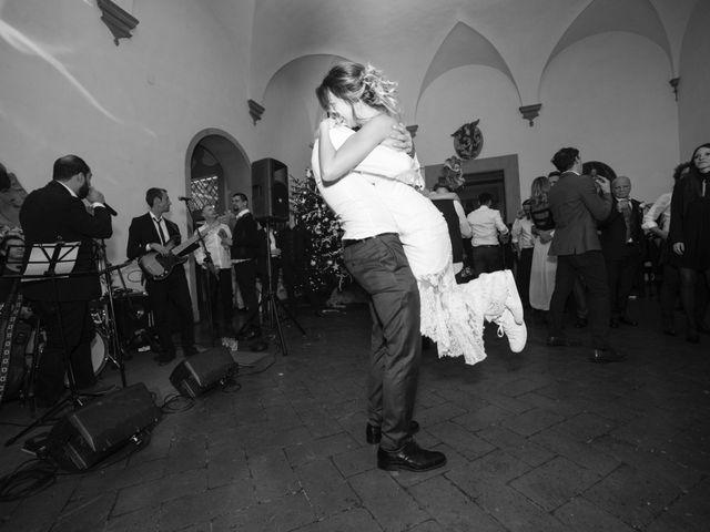 Il matrimonio di Carlo e Tessa a Firenze, Firenze 69