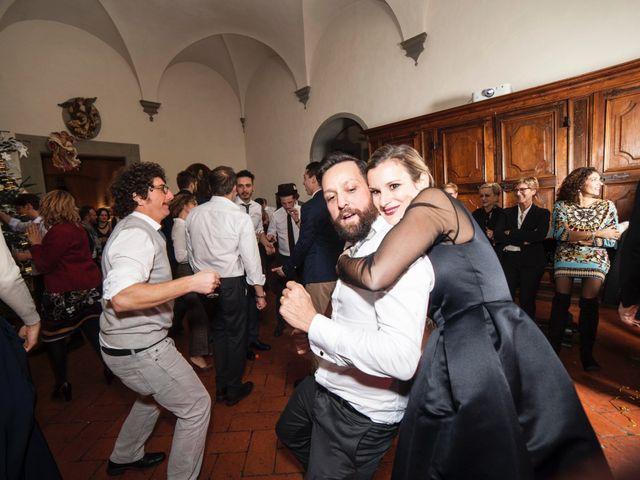 Il matrimonio di Carlo e Tessa a Firenze, Firenze 70