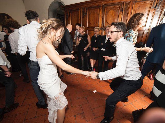 Il matrimonio di Carlo e Tessa a Firenze, Firenze 71