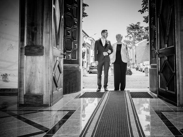 Il matrimonio di Fabio e Alessia a San Giuliano Vecchio, Alessandria 22