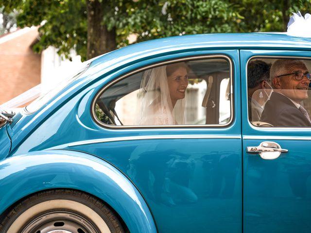 Il matrimonio di Fabio e Alessia a San Giuliano Vecchio, Alessandria 24