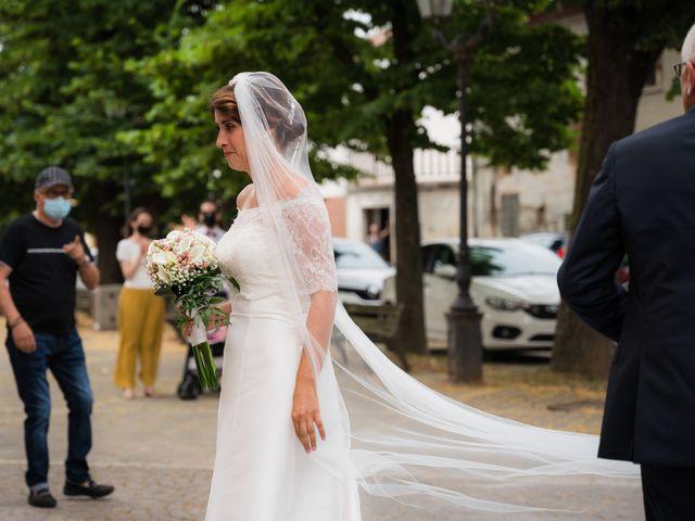 Il matrimonio di Fabio e Alessia a San Giuliano Vecchio, Alessandria 25