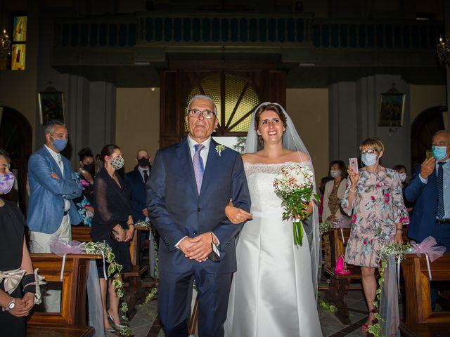 Il matrimonio di Fabio e Alessia a San Giuliano Vecchio, Alessandria 27