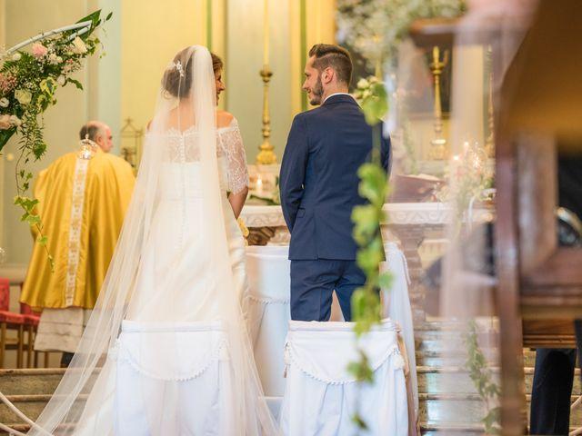 Il matrimonio di Fabio e Alessia a San Giuliano Vecchio, Alessandria 28