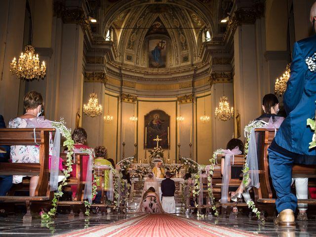 Il matrimonio di Fabio e Alessia a San Giuliano Vecchio, Alessandria 29