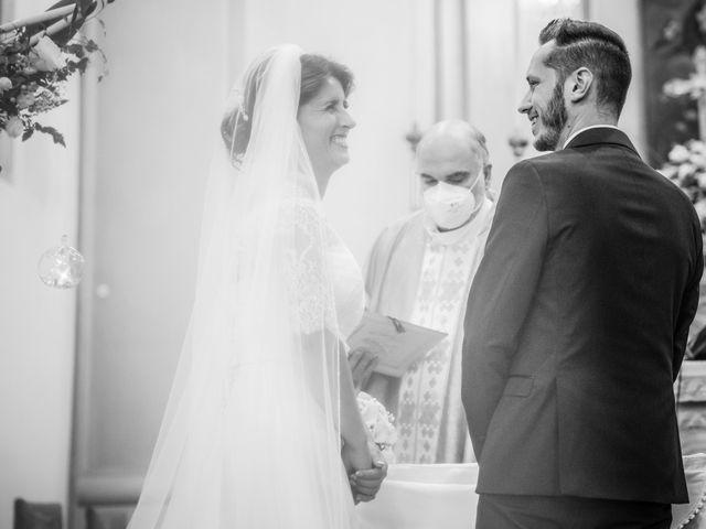 Il matrimonio di Fabio e Alessia a San Giuliano Vecchio, Alessandria 30