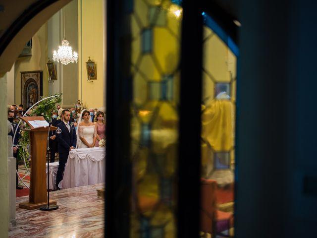 Il matrimonio di Fabio e Alessia a San Giuliano Vecchio, Alessandria 33